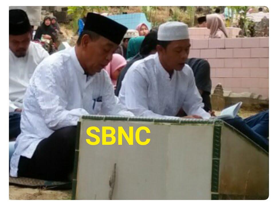 HM Harris Hadiri Tabliq Akbar dan Ziarah Kubur di Kelurahan Langgam