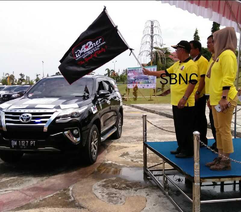 HM Harris Lepas Touring Toyota Fortuner Club