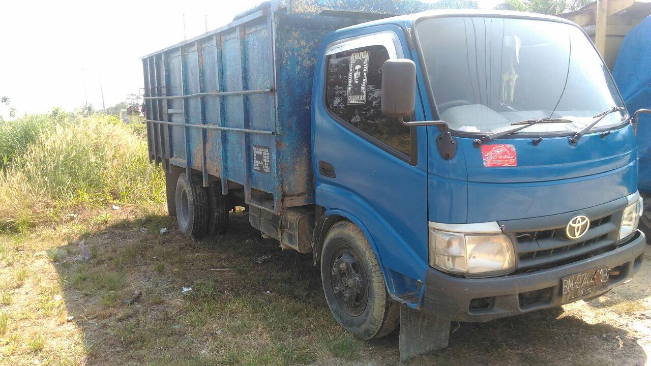 Truck Senggol Pejalan Kaki dan Meninggal Dunia