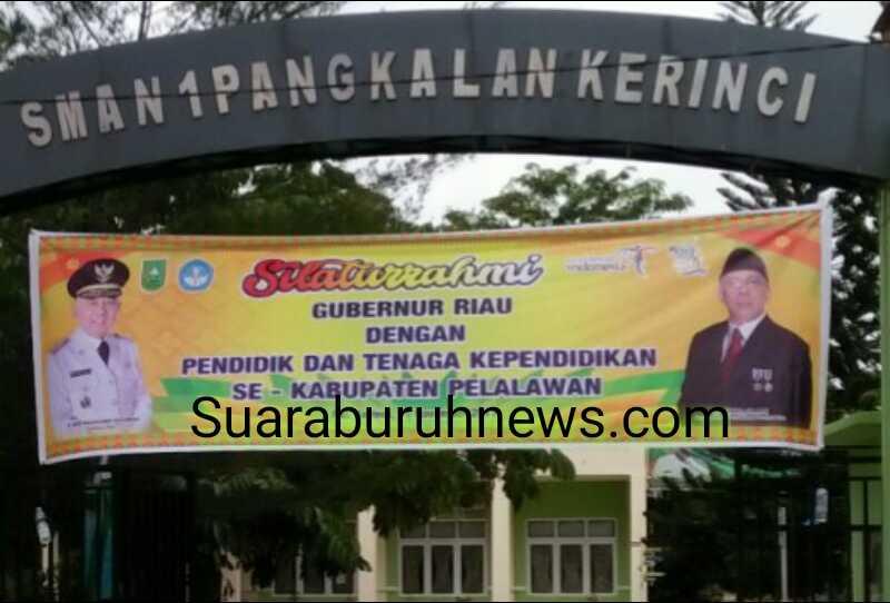Hari Ini Gubernur Riau ke Pangkalan Kerinci