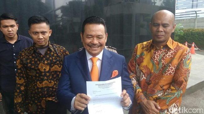 Pengacara Setya Novanto Mengundurkan Diri