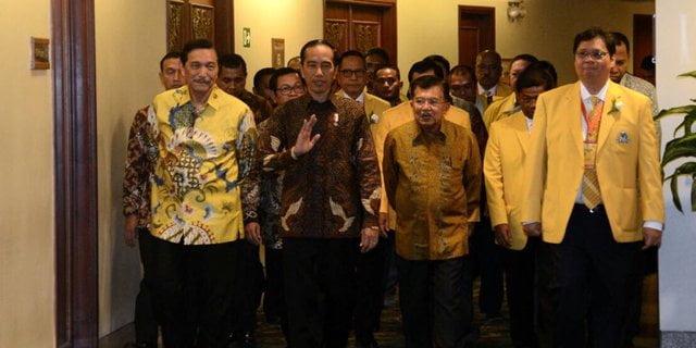 Batu sandungan Jokowi di Pilpres 2019