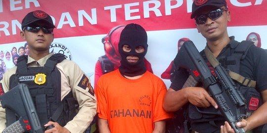Geng Motor yang Melakukan Penjarahan Toko Pakaian di Depok Tangkap