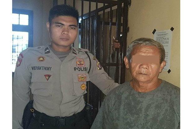 cabuli anak di bawah umur oknum pendeta ditangkap polisi 5zm
