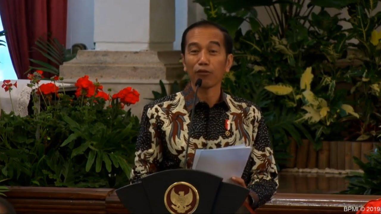 Teka-teki Siapa Pejabat Daerah yang Dicopot Presiden Jokowi tak Bisa Atasi Karhutla