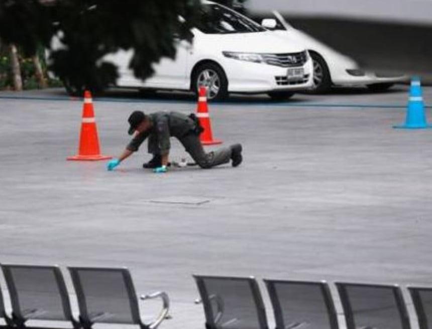 Bom Meledak di Bangkok, Sebelum Menlu AS Berpidato KTT ASEAN