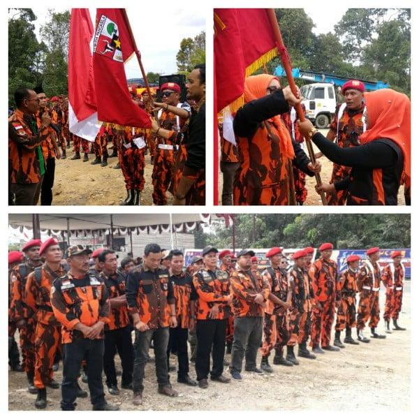 MPC PP Pelalawan Kukuhkan PAC Kecamatan Ukui