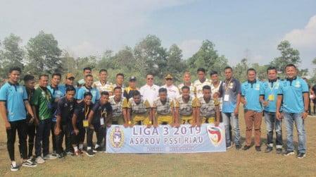 Besok Laga Hidup Mati Pelalawan United vs Persires Inhu Putaran 2 Liga 3 Zona Riau
