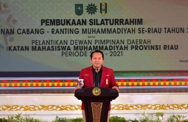DPP IMM Menuntut Janji Presiden Soal Karhutla