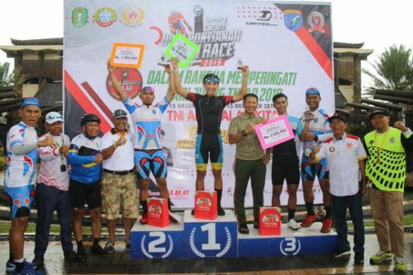 "Pangdam XII/Tpr Buka ""ISSI Kota Pontianak Open Race 2019"" Peringati Hari Juang TNI AD"