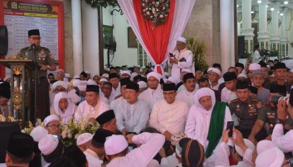 Maulid Nabi Pemicu dan Penyemangat Moril Prajurit TNI