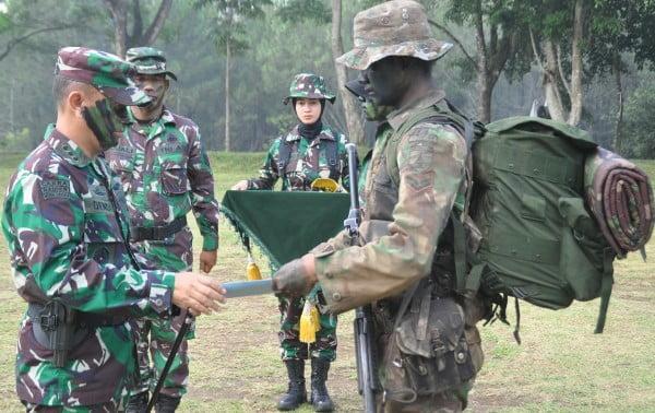 Yonif 511/DY Selesai Melaksanakan Latihan Pertempuran Hutan