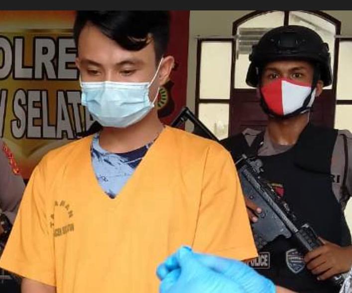 Diputus Pacar dan Ingin Kembali Tapi Ditolak, Pria ini Pajang Poto Tak Senonoh Sang Mantan di Medsos