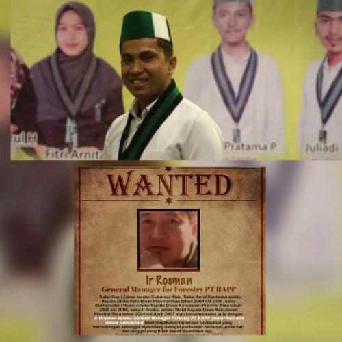 Heri Kurnia Ketum HMI Pekanbaru: KPK sedang Memperlihatkan Ketidakberdayaannya Menghadapi Perusahaan Raksasa