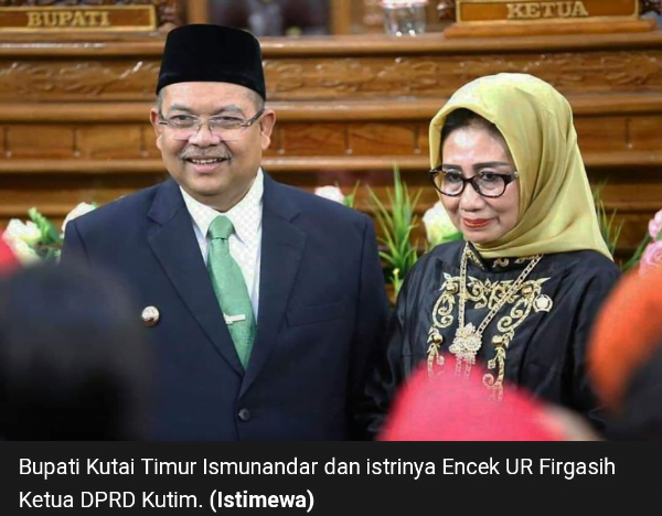 Mendengar Kabar Bupati Kutai Timur Ditangkap KPK, Wagub Kaltim Kaget