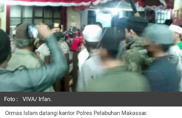 Wanita Lempar Al-Qur'an Ditangkap, Ormas Islam Minta Pelaku Dihukum Berat
