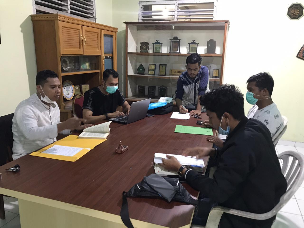 HMI Pekanbaru dan BEM Unilak Bertemu, KPK-Kejati Riau Harus Usut Temuan BPK RI di Dinas Pertanian Kuansing