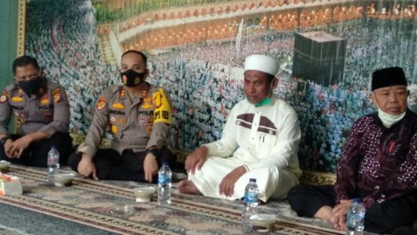 Kapolres Pelalawan Silaturahmi dengan Pemuka Masyarakat Pelalawan