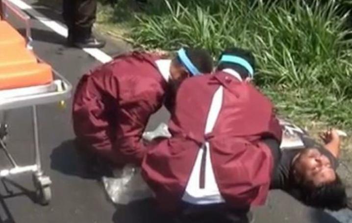 Warga Inhu Ditemukan Tergeletak di Pinggir Jalan Jombang Jatim, Diduga Dibuang dari Mobil