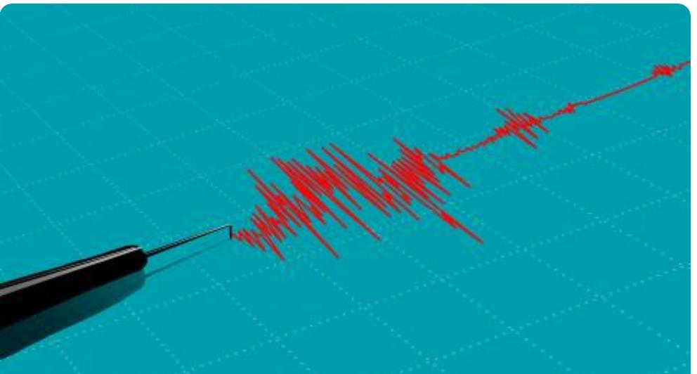 Gempa Berkekuatan 6,9 M Guncang Bengkulu