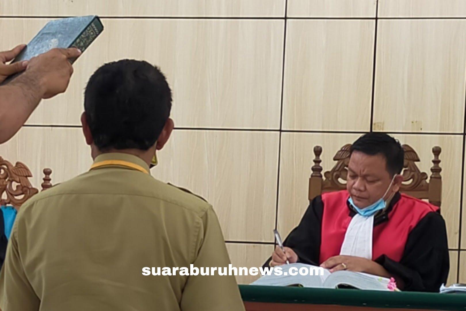 Lanjutan Sidang Karhutla Terdakwa PT ADEI, Kadis LHK Riau Bersaksi